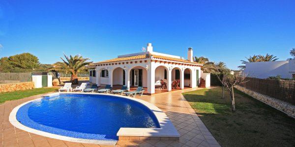 Villa in Cap den font, Menorca