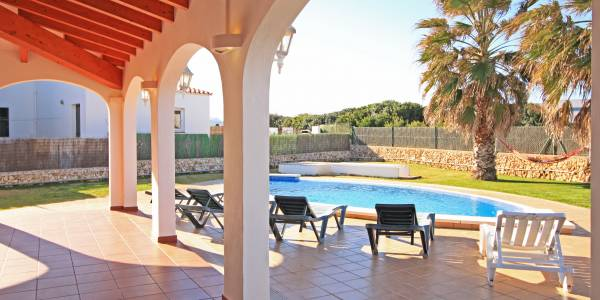 Villa for sale in Cap D'en Font, Menorca