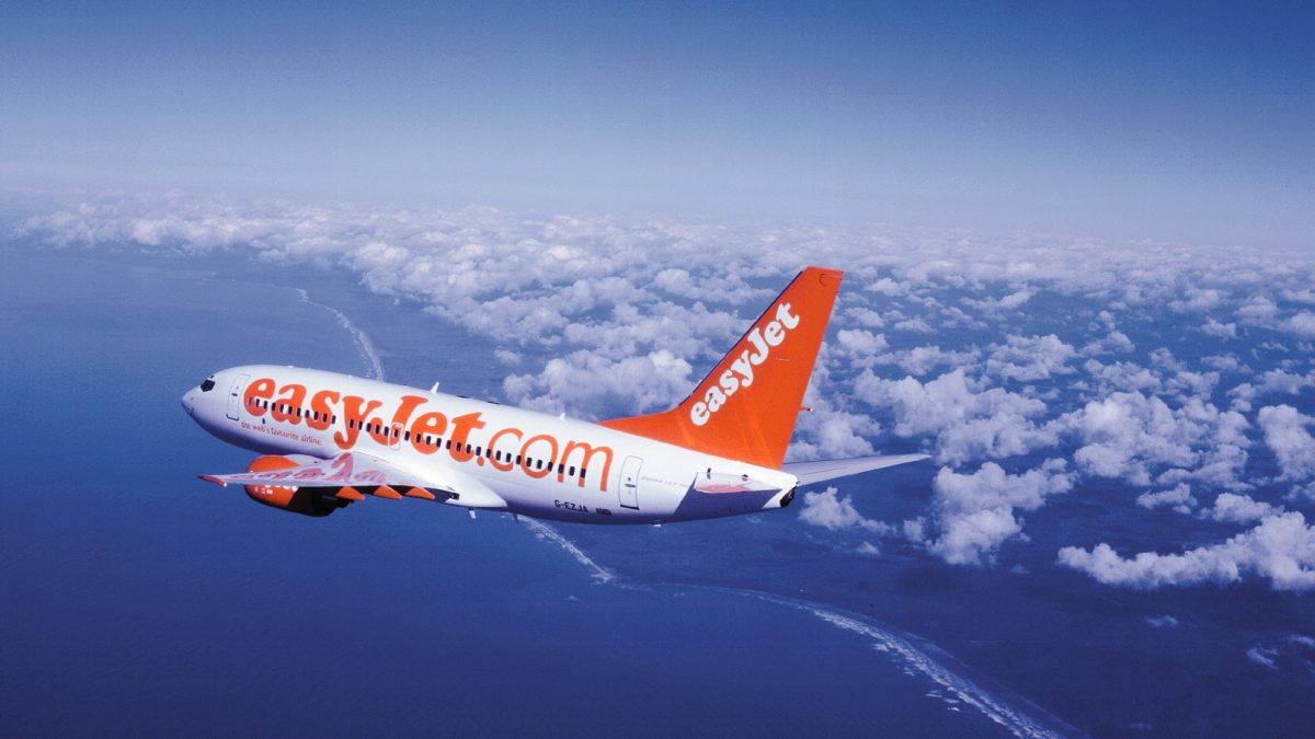 Welcome back EasyJet to Menorca