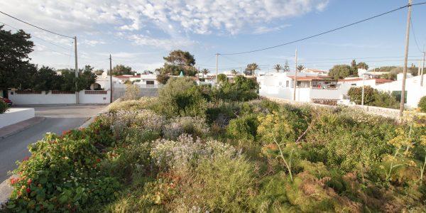 Plot for sale in Calan Porter, Menorca