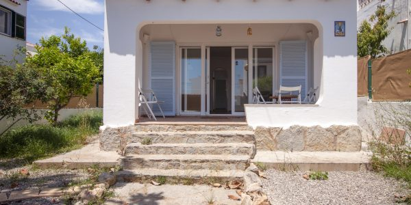 Beach House for Sale, Punta Prima, Menorca