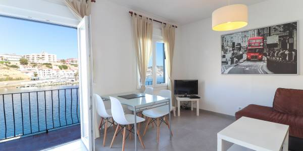 Apartment for sale on Port of Mahon, Menorca
