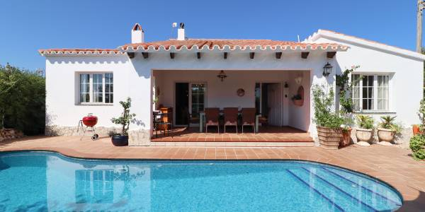 Villa for sale in Son Vilar, Menorca