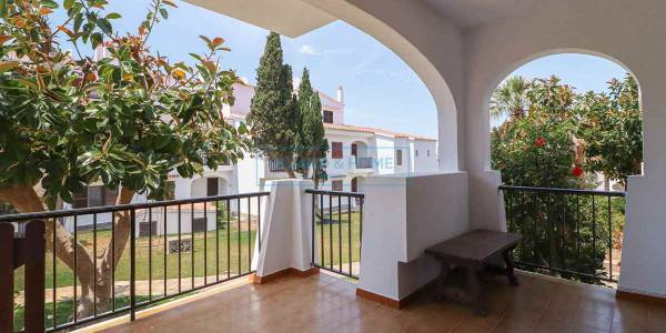 GROUND FLOOR APARTMENT FOR SALE, CALAN PORTER, MENORCA