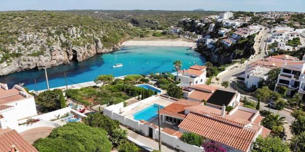 Villa for sale, Cala en Porter, Menorca
