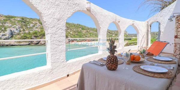 Front-Line Villa for sale, Cala en Porter, Menorca