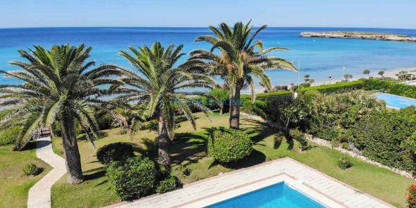 Energy Certificate - Villa for sale in Santo Tomas, Menorca