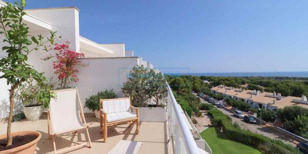 Duplex for sale in Coves Noves, Menorca