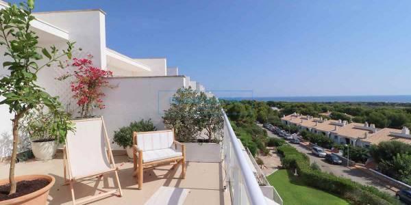 Duplex for sale in Coves Noves, Menorca