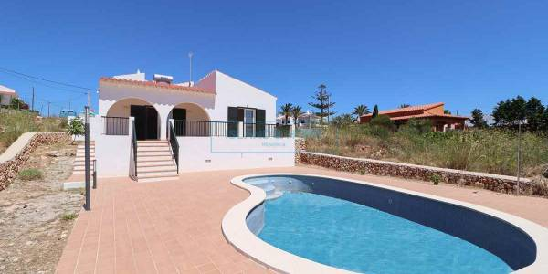 Villa for sale in Cala'n Porter, Menorca