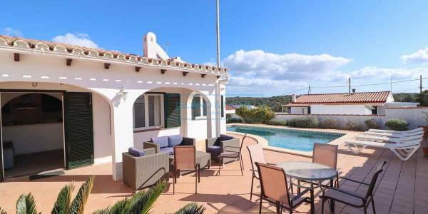 Detached Villa for sale, Cala en Porter, Menorca