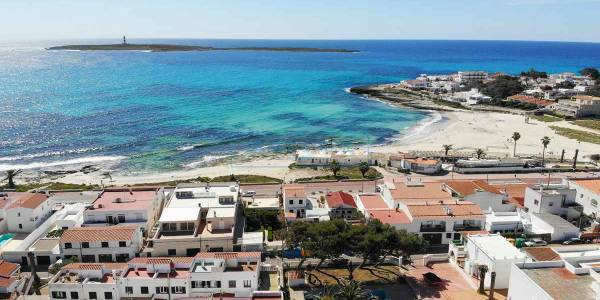 townhouse for sale in Punta Prima, Menorca