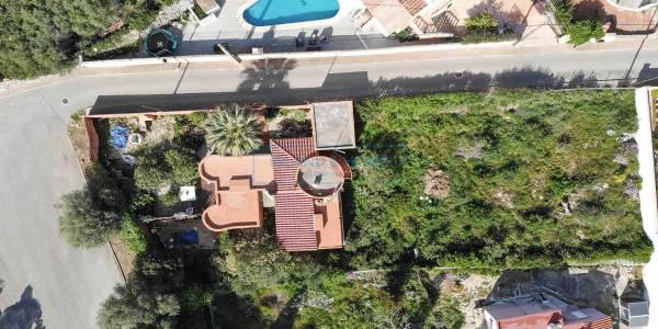 Villa and plot for sale, Calan Porter, Menorca